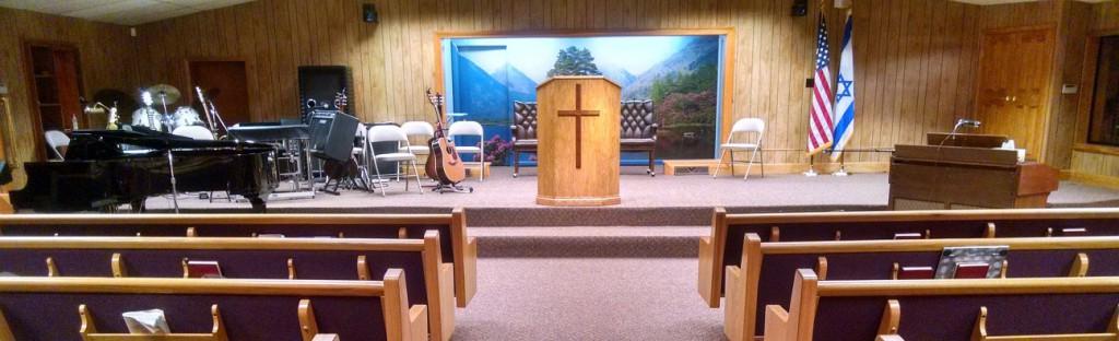 Visiting Minister's Sermons