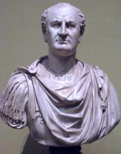 Emperor Vespasian. Image credit: Wikimedia Foundation