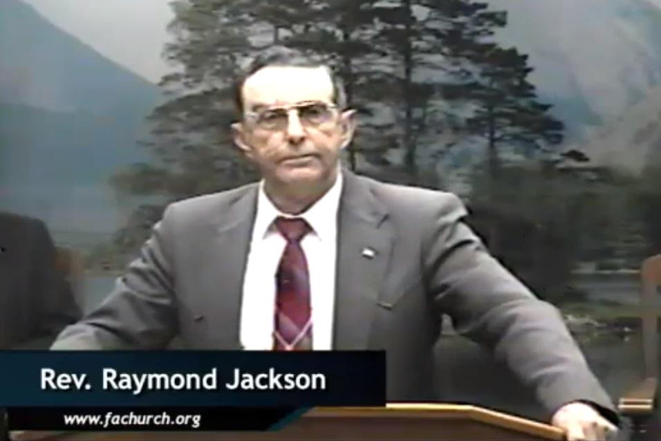 Bro. Jackson's Sermons