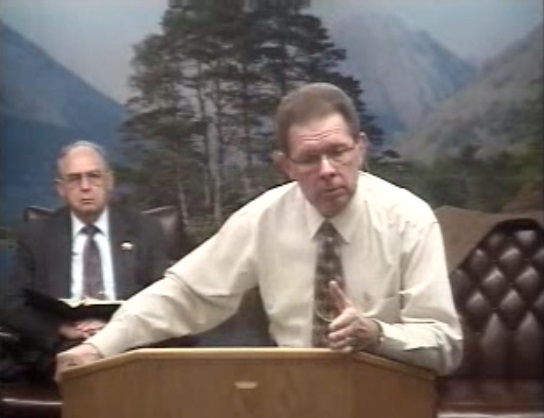 Bro. Thompson's Sermons